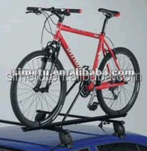 removable car roof bike rack