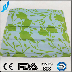 PCM gel cool pillow ice cool mat