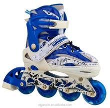 GX-1208 speed suit frozen skate wing four wheel roller skate shoes