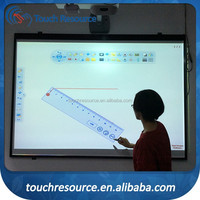 High Quality E-LEARNING computer all in one smart class interactive whiteboard