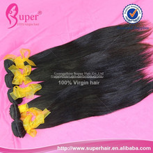 Cambodian straight hair 32 inches,wholesale virgin human hair extenions