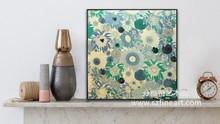 Handmade Beautiful Flowers Oil Paintings Ready to Hang