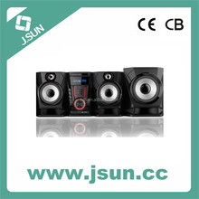 hifi speaker system with strong subwoofer