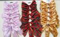 2014 venda melhor qualidade excepcional preço barato fita de cetim arco de borboleta para artesanato