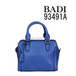 2015 latest design genuine leather handbag for elegant ladies genuine leather bag
