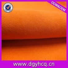 anti-abrasion italian artificial suede leather for ballet shoes