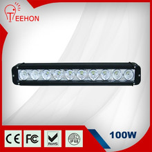 100W Led Work Light Bar FLOOD Off Road ATV UTE Car Truck 4x4WD For Ford