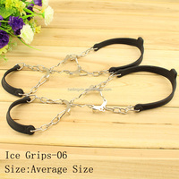 Ice Non Slip Shoe Grip Boots Chain ice Spike Cleats Overshoes Snow And Ice Crampons
