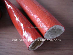 different spec fiberglass silicone rubber sleeving