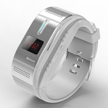 ShenZhen HongFa Unique Design Bluetooth Watch (BW1000) Support SMS,Skype,Whatsapp ,TF Card Read.