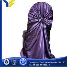 plain dyed wholesale organza hotel chair covers wedding spandex chair covers sash
