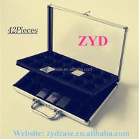 MINI Aluminum cigarette lighter case, metal lighter case