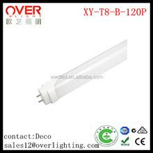 3 year warranty Patent CE RoHS 18W T8 led tube, 1800Lm led tube light