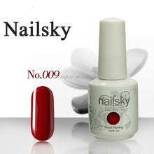 wholesale price Professional uv gel color 15ml Soak off led gel polish nail uv gel polish for nail lamp