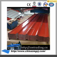 Prepainted Galvanized Steel Roofing Tiles