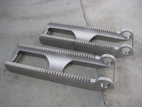 lock for lifts, steel casting, sand casting