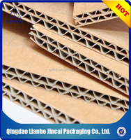 double ply waterproof corrugated cardboard