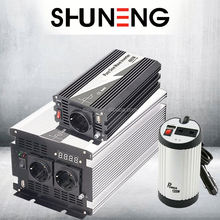 SHUNENG potable solar charger 5.5v