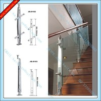 China Supplier New Product Iron Stair Handrail, Stainless Steel Handrail