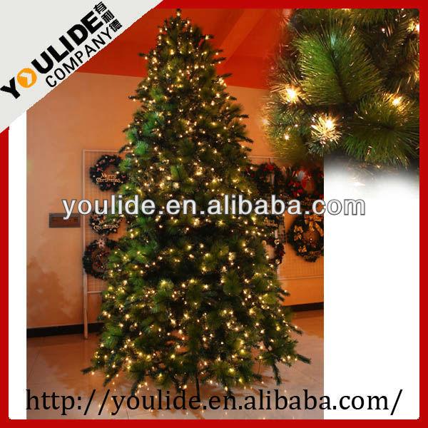 2013 novos produtos gigante ou enorme ou grande de natal artificial árvore