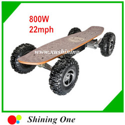 Electric Scooter 800w Off Roading Skateboard Powerboard TOP SPEED 22MPH!