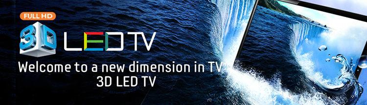 Массовые поставки HD жк-телевизор с плоским экраном смарт-3d