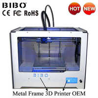 POPULAR MACHINE!Direct Manufacturer, BIBO Portable 3D Priner, 3D Printer Kit for sale