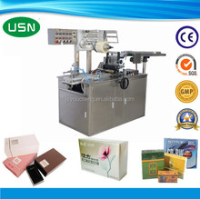Electrical Automatic plastic wrapper machine