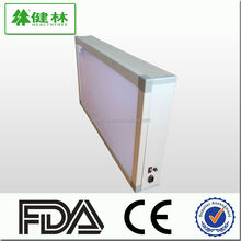 CE approved three bank film View,Chinese medical devices x ray viewer negatoscope