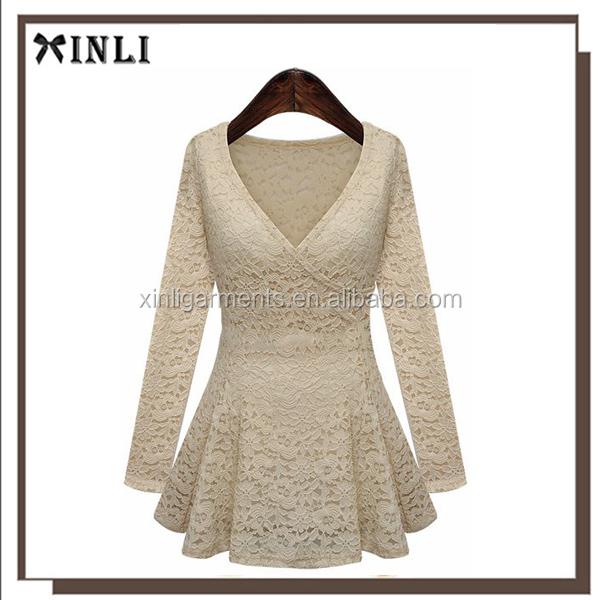 White Blouse Fashion Trend 113