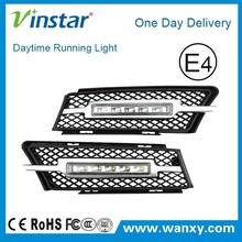 Car accessories for bmw E90 LED drls LED Daytime Running Light 100%waterproof