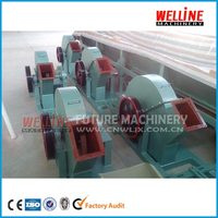 large sawdust wood drum chipper price