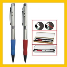 2015 High Quality 3 in 1 LED Laser Pointer Promotional Pen