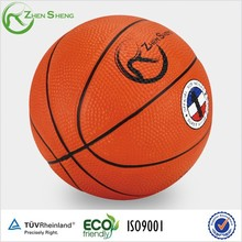 Zhensheng High Bouncing Rubber Basketballs