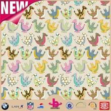 100% polyester antipilling/not antipilling dragon print polar fleece fabric