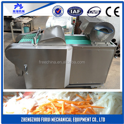 Hot sale Fruit and vegetable cutting machine/Vegetable cutting machine