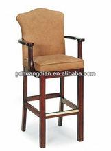 chaise de bar à bras