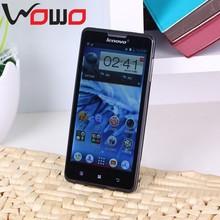 5.0'' Original Lenovo P780 Quad Core Smartphone Android 4.2 1G 4G HD 1280 X720 Pixels Screen 4000mAh Battery