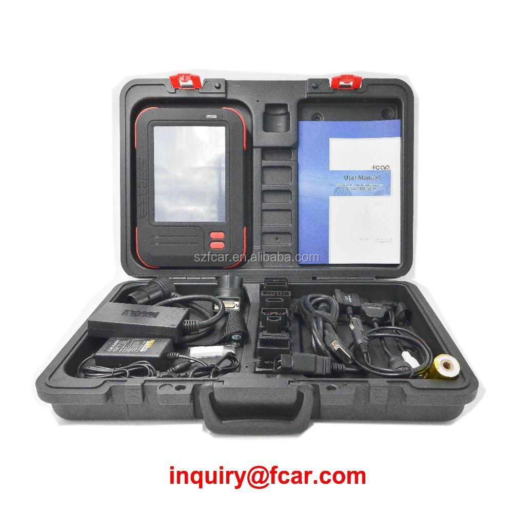 Versão mais recente Original FCAR F3S-W atualização de Software on line gratuito Universal Car Diagnostic Tool