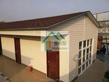 Economical cheap hot sale prefab light steel villa for sale