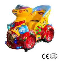 electric Kids popular funfair used coin operated kiddie rides for sale CE