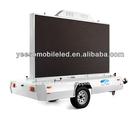 YEESO Mini Trailer SIM-T5 Fácil Handiness LED Anunciar veículo