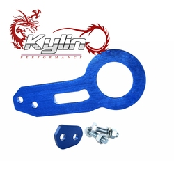 Kylin racing electroplate Aluminum front tow hook fit for Japanese Cars