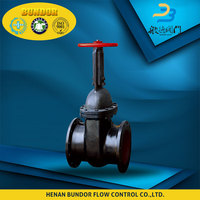 6 Inch Water Cast Iron Gate Valves Suppliers