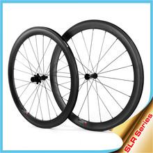 Discount Bike Wheels Carbon Clincher, Yishun Bike 2015 Latest Carbon Wheelset with Ceramic Bearing Hubs In