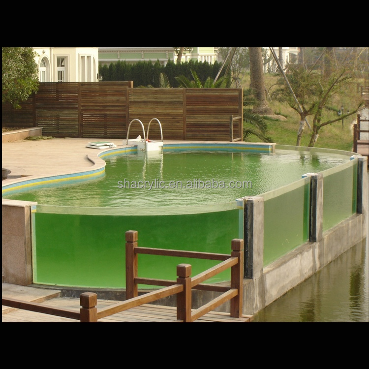 Hard Plastic Swimming Pool Acrylic Swimming Pool Buy Hard Plastic Swimming Pool Plastic