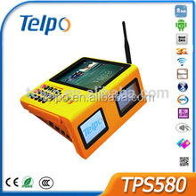 Telpo New Design Hot Sale airtime prepaid machine with Wifi Bluetooth Printer with Fingerprinter Reader
