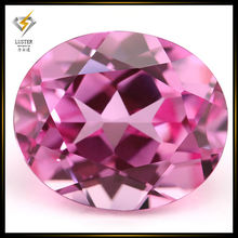 Natural Cut Pink Sapphire stone Oval Shape Ruby Price Per Carat