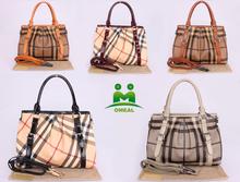 high end quality england style grid handbags women gorgeous brand handbags C2-46 fast shipping dropship