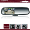 HOT SALE!!!two video input ways 4.3inch car rearview mirror for any cars